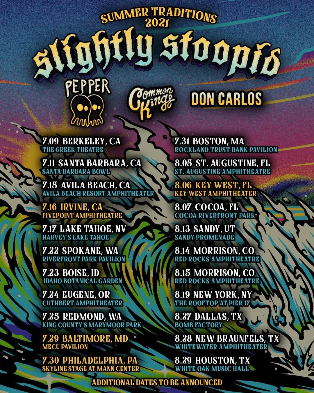 Don Carlos Tour Dates